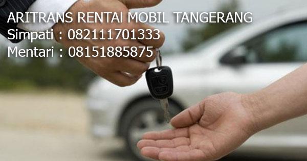 Rental Mobil Tangerang Lepas Kunci