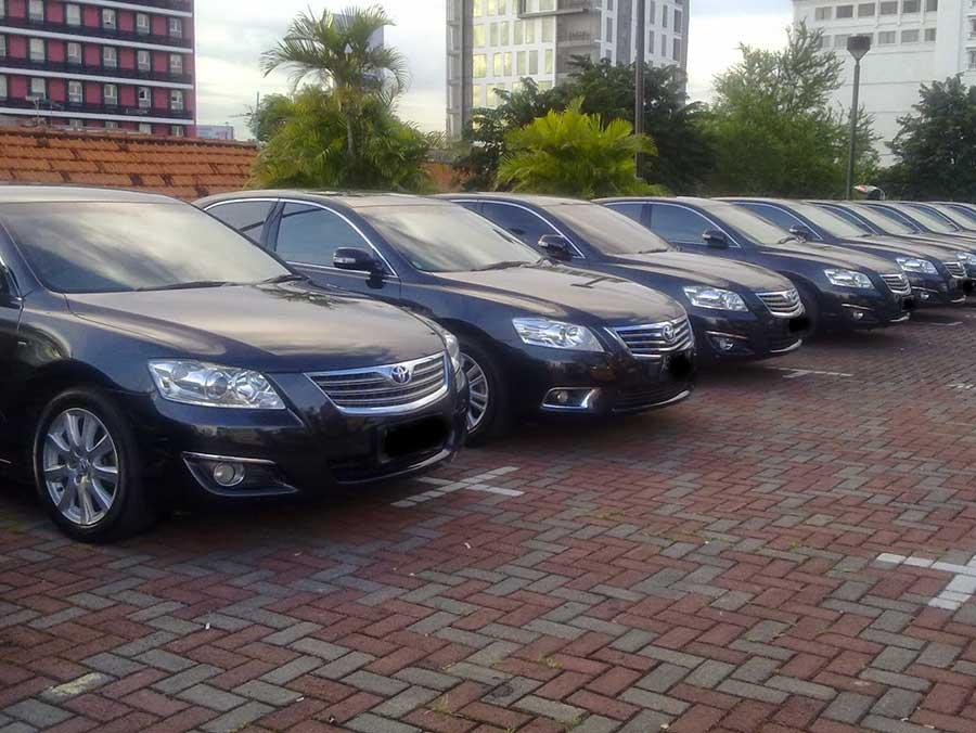 Rental Mobil Ciater Bsd