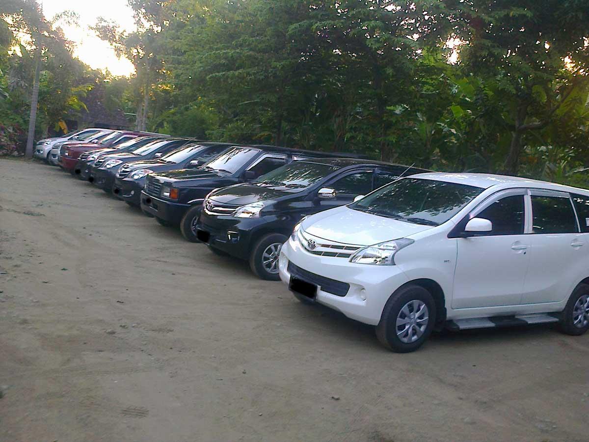 Rental Mobil Tanah Tinggi